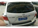 丰田 汉兰达 2013款 2.7L 自动 两驱 紫金版 7座