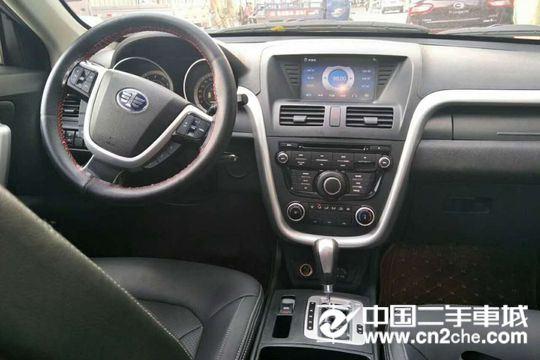 奔腾 X80 2013款  2.0 自动豪华型