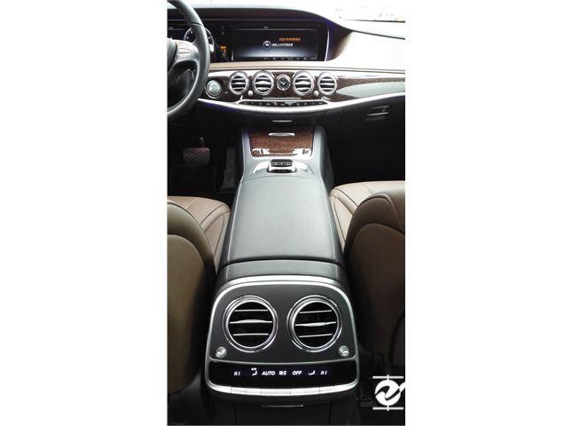 奔驰 S级 2014款 320L 商务型