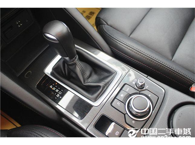 马自达 马自达CX-5 2012款 2.0L 手自一体 四驱 尊贵导航版