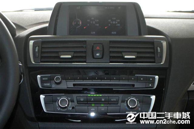 宝马 宝马1系(进口) 2012款 118i 领先型