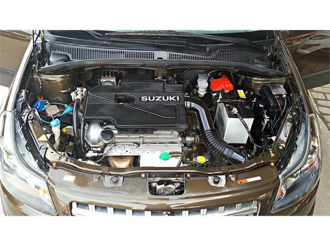 铃木 天语SX4两厢  SX4锐骑版手动豪华型