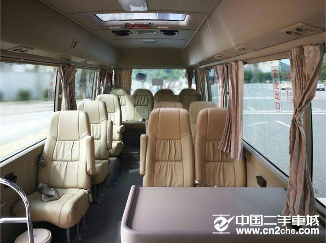 丰田 柯斯达 2011款 豪华车 (20)汽油