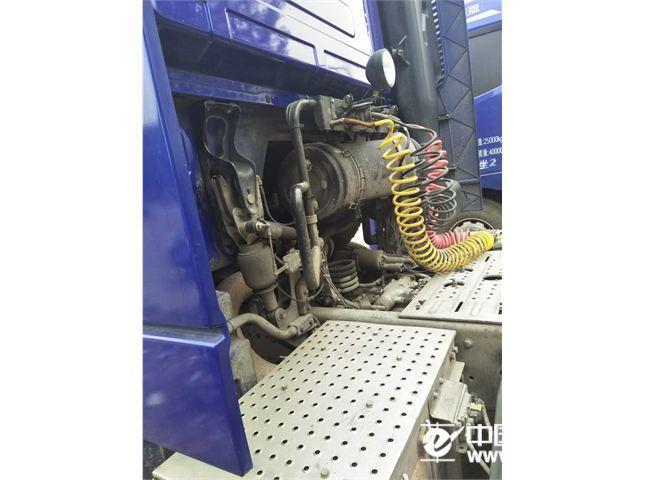 福田 欧曼 牵引车 ETX 6系重卡 336马力 4X2 牵引车(轻量化)(BJ4183SLFJA-