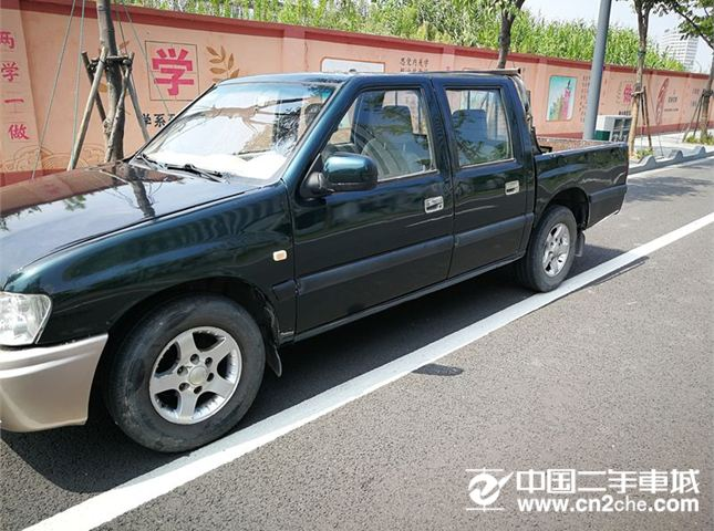 江铃 宝典 2009款 宝典时尚版 4×2MT(LX)柴油 标准型