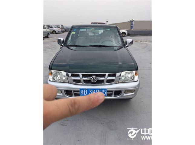 东风 皮卡 2012款 2.0L 双排 汽油  皮卡