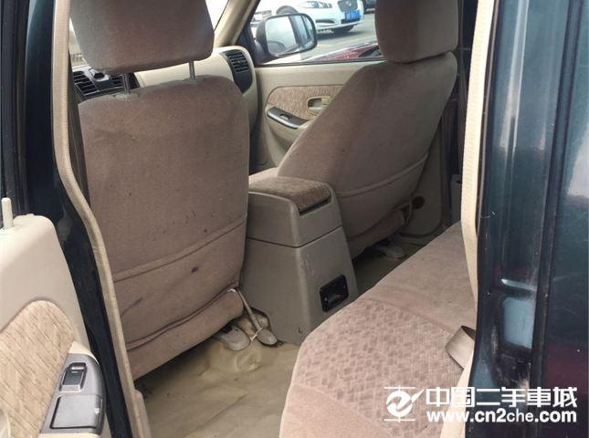 江铃 宝典 2013款 新时尚版 2.8T 手动 两驱 豪华型 柴油 国III