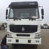 中国重汽 搅拌运输车 豪沃T7H ZZ5317GJBV326HD1