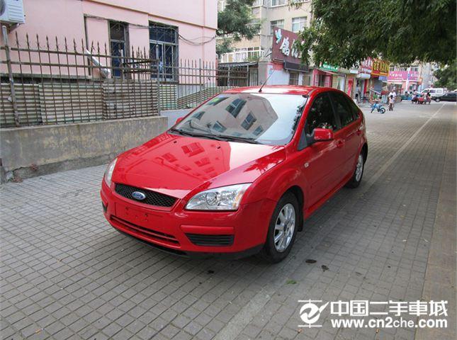 福特 福克斯三厢 2007款 1.8MT 舒适型