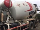 三一重工 三一重工搅拌运输车 混凝土搅拌车 混凝土搅拌车