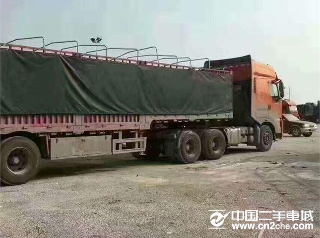 东风柳汽 乘龙 乘龙H7460马力牵引车