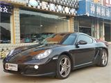 保时捷 卡曼 2012款 Cayman Black Edition