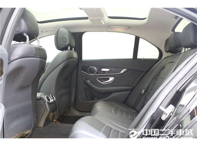 奔驰 C级 2017款 C200 改款 C 200 L 2.0T 涡轮增压 184马力