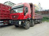 依维柯 杰狮 自卸车 重卡 380马力 6X4