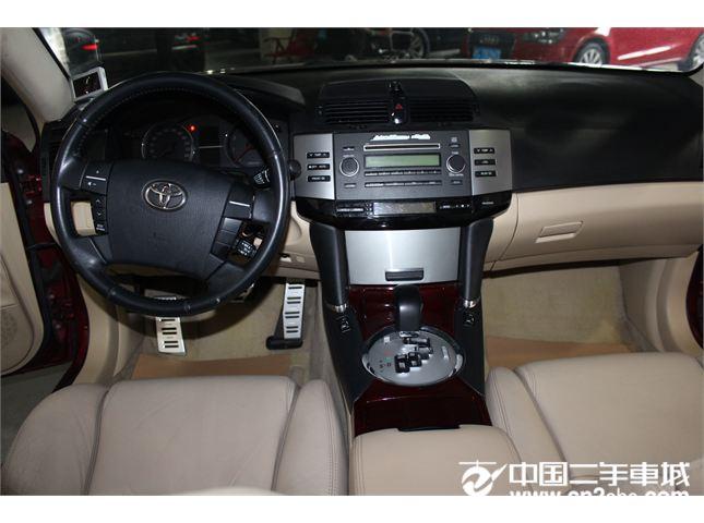 丰田 锐志 2008款 2.5S特别纪念版