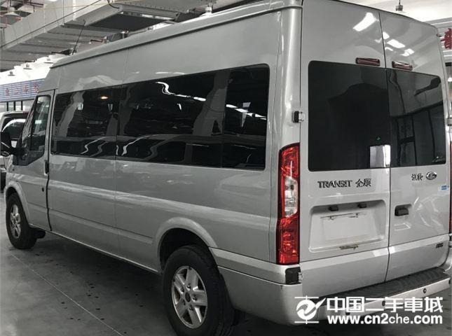 江铃 新世代全顺 2010款 柴油 17座加长轴 普通型双胎 中顶