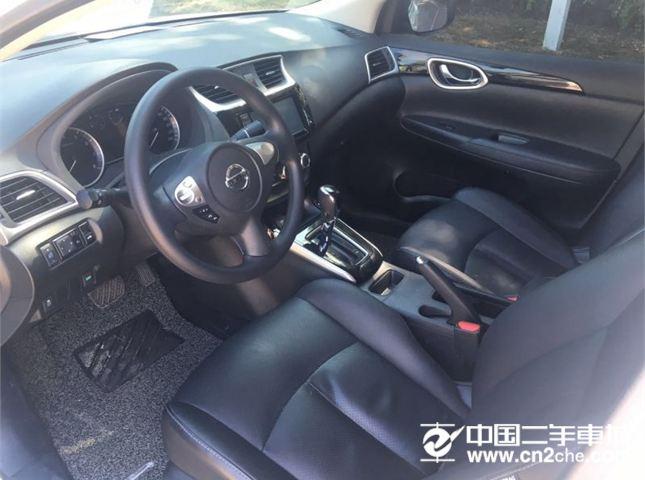 日产 轩逸 2016款  1.6L CVT XL 豪华版