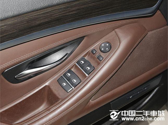 宝马 宝马5系 2014款 525Li 豪华设计套装