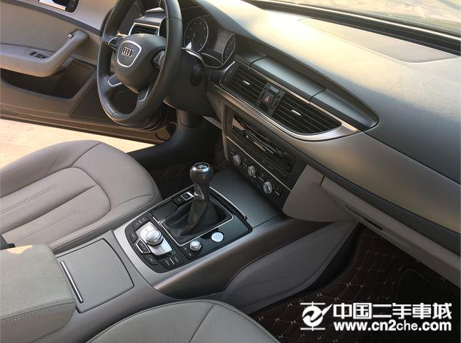 奥迪 A6L 2014款 30 FSI 技术型