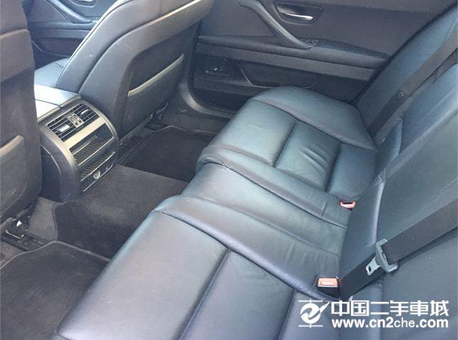 宝马 宝马5系 2012款 523Li 领先型