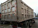 中国重汽 豪沃 二手自卸车前二后八重汽豪沃336马力,厢长6.5米,