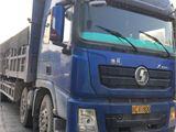 陕汽重卡 德龙X3000 载货车 336马力 8X4 9.5米载货车底盘(SX13164V456)
