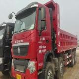 中国重汽 豪沃库存豪沃T7H400,自卸车,400马力,