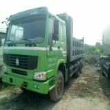 中国重汽 豪沃 出售12年5月豪沃自卸车,5.8米大箱,