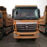 福田 欧曼 出售14年10月欧曼自卸车,336马力,国四,5.8米大箱