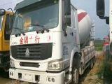 中国重汽 豪沃 豪沃搅拌罐车,大14拉16方罐,