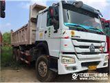 中国重汽 豪沃 豪沃后八轮自卸车,336马力,6.2米,潍柴动机,海沃顶