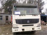 中国重汽 搅拌运输车 重汽豪沃大12方