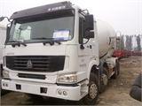 中国重汽 搅拌运输车 中国重汽豪沃 18方