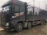 一汽解放 J6 9.6米厢式货车