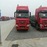 中国重汽 豪沃 出售16年7月中国重汽豪沃牵引车,380马力双驱轻体,国四,