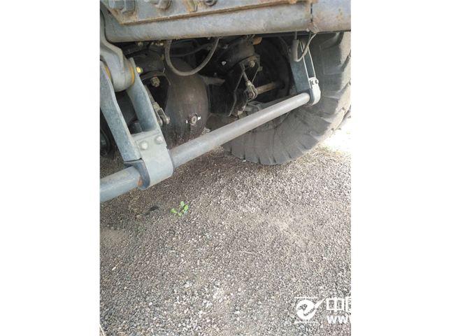 中国重汽 豪运 14年的60矿山车 375马力  国三