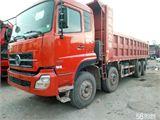 东风 大力神 东风商用车 大力神重卡 350马力 8X4 7.6米自卸车