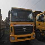 福田 欧曼 出售14年7月福田欧曼自卸车,336马力国四,6.2米大箱