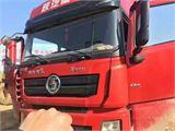 陕汽重卡 德龙X3000 载货车 336马力 8X4 9.5米仓栅式载货车(SX5316CCY4V456)