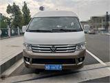福田 蒙派克 2013款 2.8L 手动 经典型 财富快车 柴油长轴 2013款