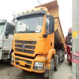 陕汽重卡 德龙M3000 出售陕汽德龙新M3000自卸车,环保大箱7.6米