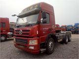 大运汽车 大运重卡 牵引车 380马力 6X4 前四后六  (高顶)(型号CGC4250)