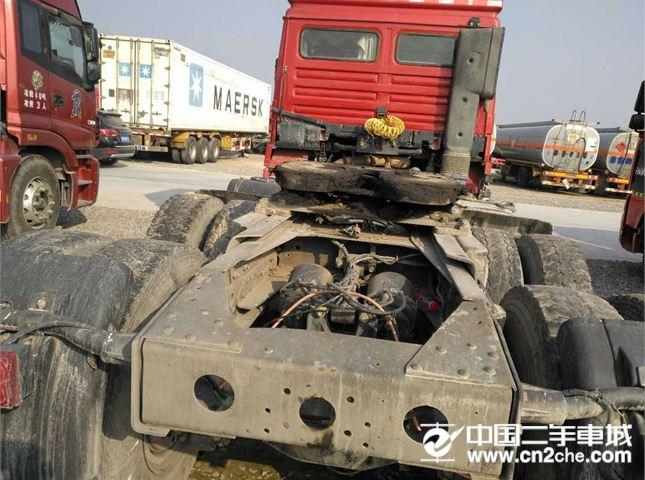 陕汽重卡 德龙F3000 出售2015年6月陕汽国四排放 430马力