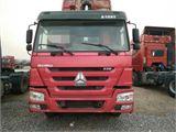 中国重汽 豪沃 豪沃自卸车,14年5月份,5.8米大箱,国三排放,336马力