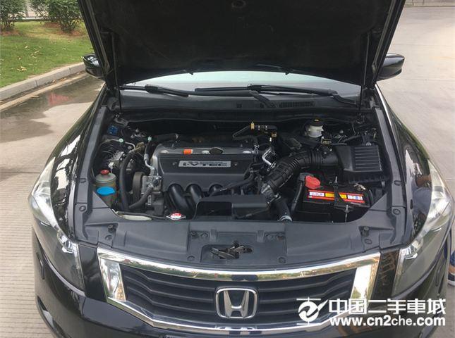 本田 雅阁 2008款 欧版 2.4L MT-VTEC