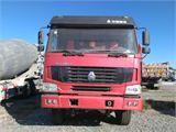 中国重汽 豪沃 二手豪沃前四后八自卸车,13年4月,豪沃前四后八自卸车,37