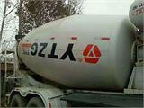 中国重汽 中国重汽搅拌车 出售11年二手豪沃搅拌车,大12方,亚特上装,车况好,原版原