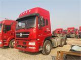 中国重汽 豪沃 M5G,350马力,国四排放
