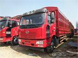 一汽解放 J6 6.8m单桥载货车出售