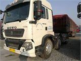 中国重汽 豪沃 T5G,350马力,国四排放